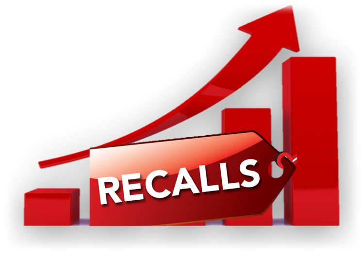 Another Record Year for Recalls – 2018 in Review - Food